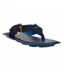 Le Costa Blue Slipper for Men - LSP0005